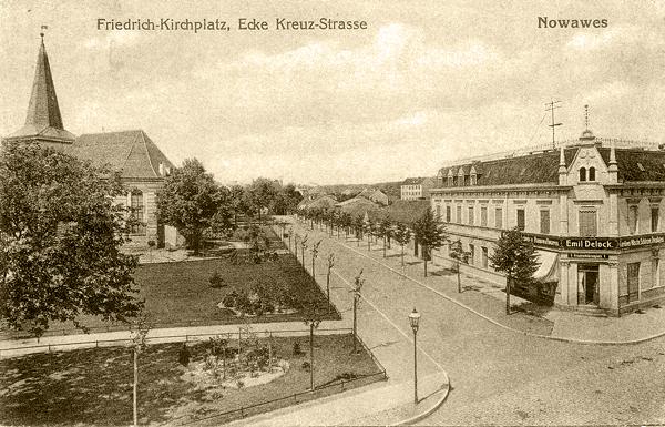 Babelsberg weberplatz Ivo Olias Kalender