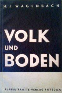 Alfred-Protte-Verlag Potsdam Volk-und-Boden